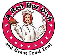 Red Hot Dish Logo